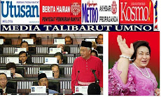 BOIKOT MEDIA TALIBARUT UMNO