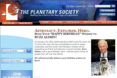 Cumple 80 Buzz Aldrin