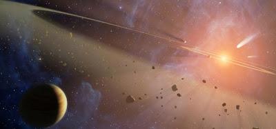 Ilustración de Epsilon Eridani