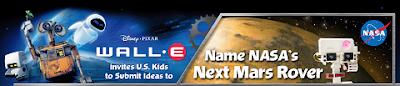 Logo Concurso Nombrar Rover