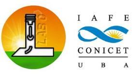 Logos Laboratorio Cero y IAFE