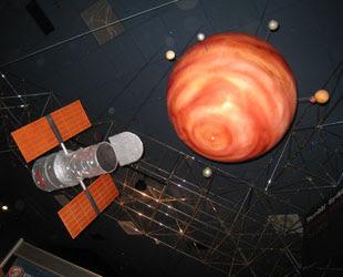 Torta Hubble en Goddard