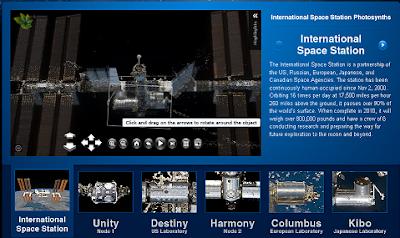 NASA Photosynth de EEI