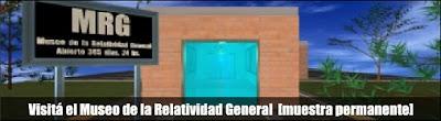 Museo de la relatividad general