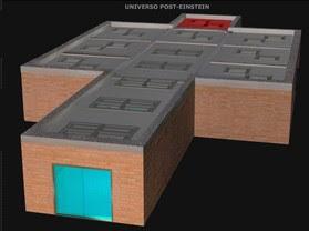 Plano del Museo de la relatividad general