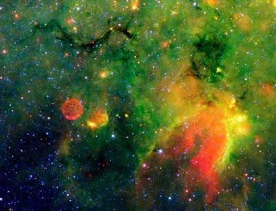 Imagen nebulosa