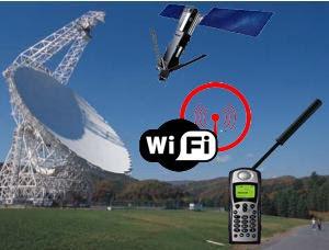 Radioastronomía y wifi