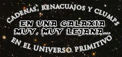 galaxias primitivas