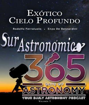 Sur astronomico 365
