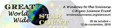 Conteo Mundial de Estrellas 2010