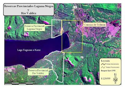 Reservas Tierra del Fuego
