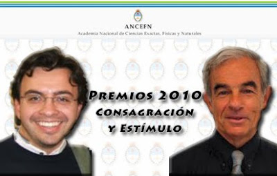 Premios 2010 ANCEFN