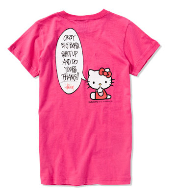 stussy  hello kitty
