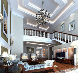 Silver design with Luxuary Asian Interior