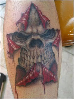 hand Skull tattoos Design - Tattoos Amazing Art