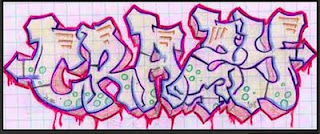 graffiti letters fonts buble digital 3d - pink letters styles,graffiti art styles,graffiti buble,pink digital 3d
