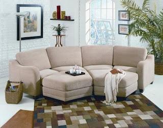 sofa furniture in living room interior