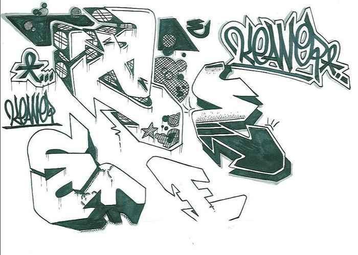 graffiti tags images. Graffiti Tags Alphabet Names