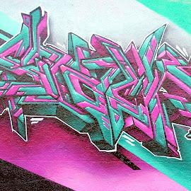 Gambar-gambar graffiti keren