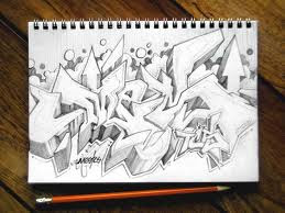 wildstyle graffiti sketches design