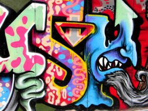 Graffiti Design Effects
