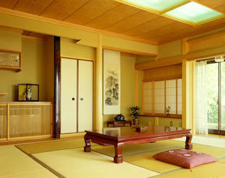 interior japanese house concept