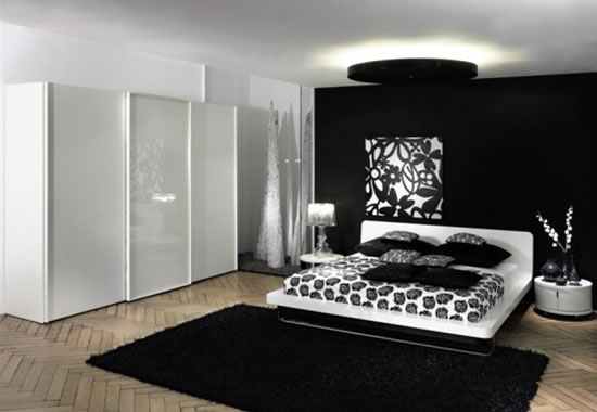 Incredible Black and White Bedroom Designs 550 x 380 · 29 kB · jpeg