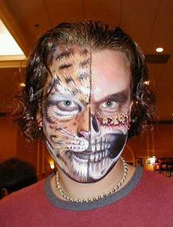face tattos design ideas