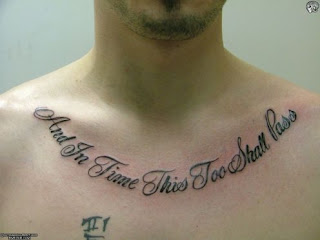 tattoo quotes of love design