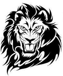 Grand Tattoo Tribal Tattoos Cross And Tiger Design Ideas