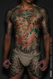 gangsta tattoos yakuzza design ideas
