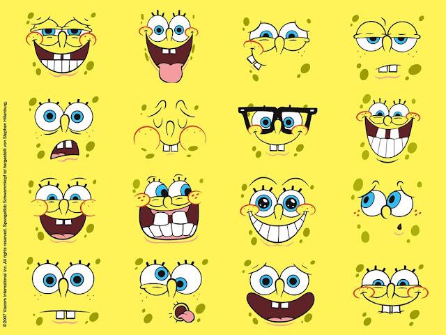 spongebob....