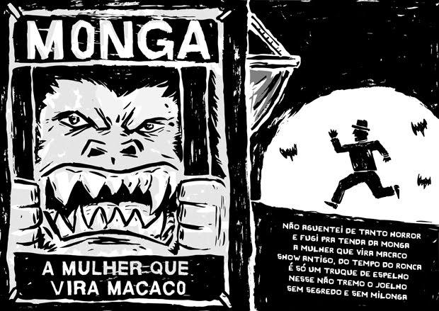 A Farsa das Tvs 3d. Monga2