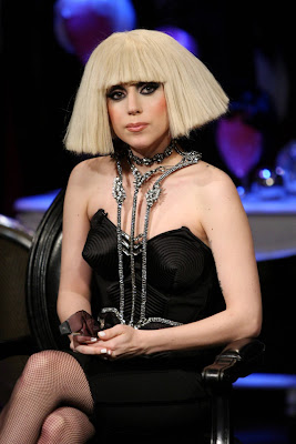 Lady Gaga looking good EMA
