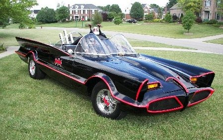 lost toronto vintage batmobile ride. Black Bedroom Furniture Sets. Home Design Ideas