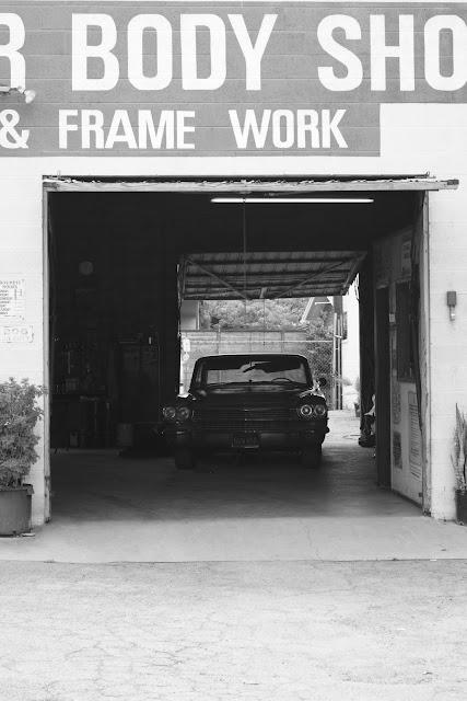 mechanic highland avenue ave hollywood los angeles california car fix parts labor