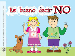 """Es Bueno decir NO""<br>Prevencin de Abuso Sexual Infantil"