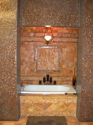 Natural Stone Shower Designs