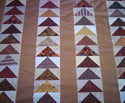 FLYING GOOSE FREE QUILT PATTERN