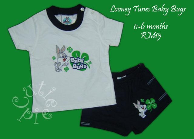 Looney Tune Baby Bugs
