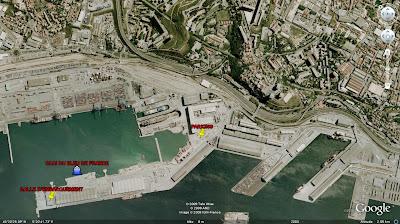Blog Croisières De France Horizon Vue Sur Le Port - Parking port de marseille croisière
