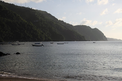 Castara Bay, Tobago
