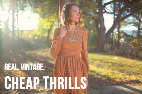 Cheap Thrills Vintage