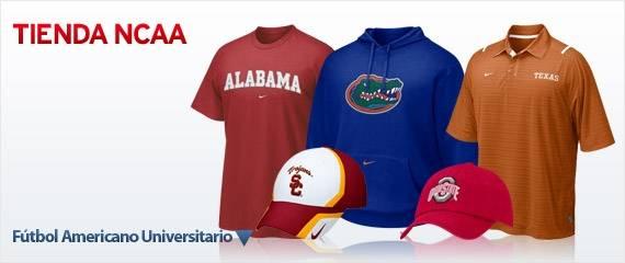 Camisetas NCAA