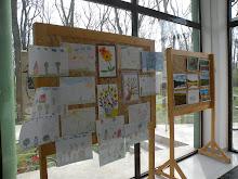 """Organizarea expoziţiei cu tema """"O zi în mijlocul naturii"""""""