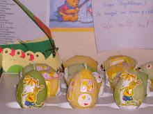 Ornarea ouălor ...cerate