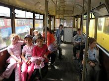 În...tramvai!