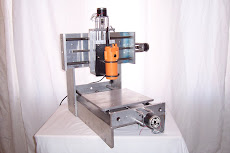 Aluminum Table Top CNC Router