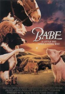 VER Babe, el cerdito valiente (1995) ONLINE ESPAÑOL