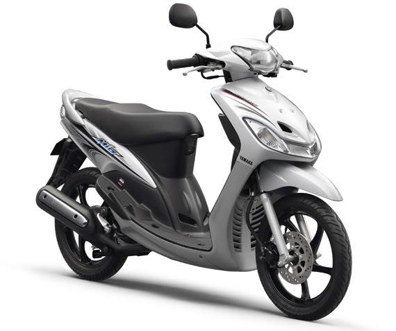 Harga Motor Bekas: new yamaha mio sporty